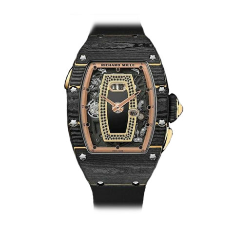 Richard Mille NTPT Yellow Gold LADIES WATCH REF. RM 037