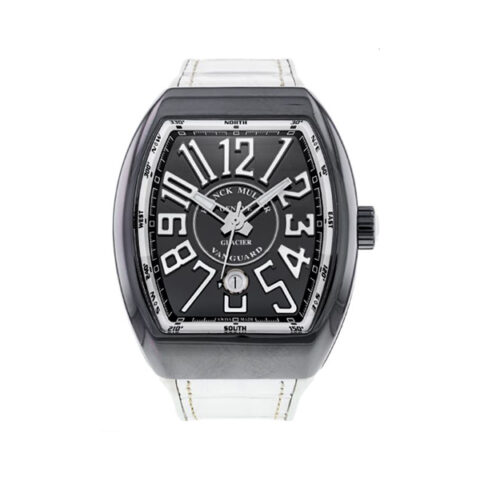 FRANCK MULLER VANGUARD UNISEX AUTOMATIC WATCH REF.V 41 SC DT YACHTING (AC.BL)