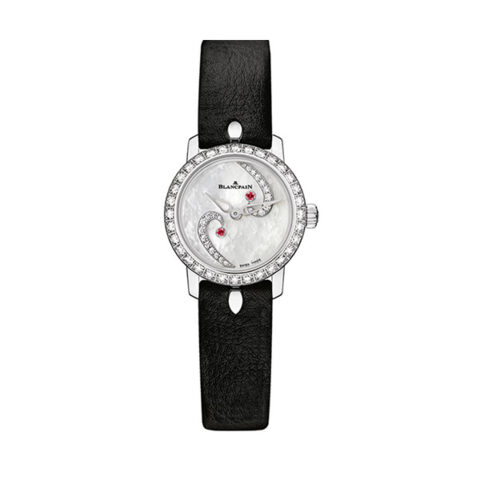 BLANCPAIN LADYBIRD ULTRAPLATE 21.5MM LADIES WATCH REF. 0063A-1954-63A
