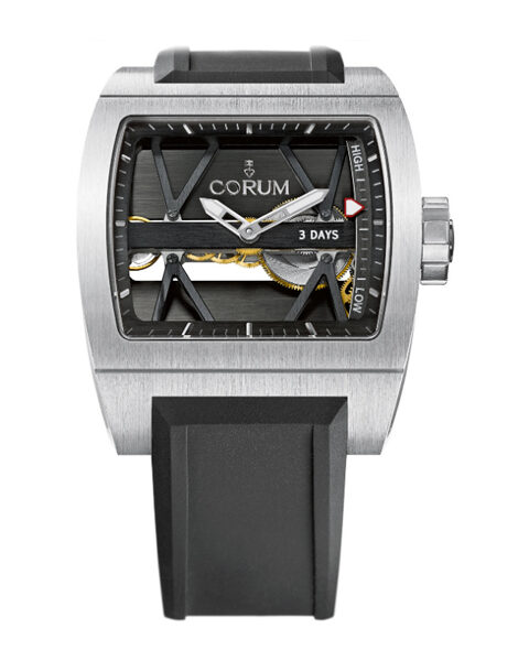 CORUM TI-BRIDGE 45MM LIMITED TO 500 PCS MEN'S WATCH REF. 107.101.04/F371