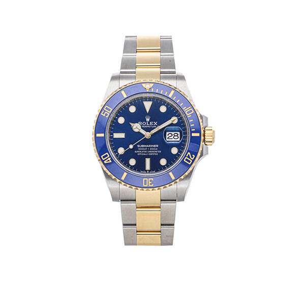 Rolex Pre-Owned Submariner Date 41mm Men's Watch
