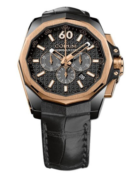 CORUM ADMIRAL'S CUP AC-ONE 45 CHRONOGRAPH MEN'S WATCH REF. 132.201.86/0F01 AN11