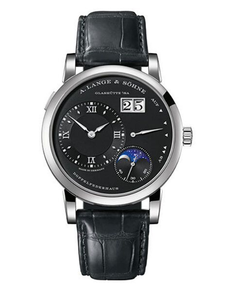 A. LANGE & SOHNE LANGE 1 MOONPHASE 38.5MM MEN'S WATCH REF. 192.029