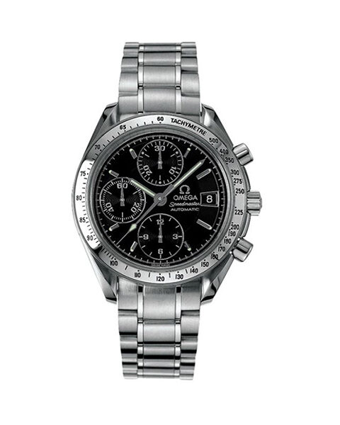 OMEGA SPEEDMASTER DATE AUTOMATIC 39MM MEN'S WATCH REF. 3513.50.00