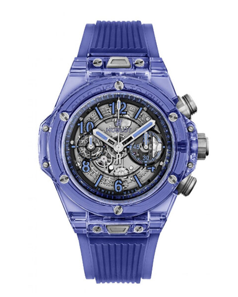 HUBLOT BIG BANG UNICO 45MM LIMITED TO 250 PCS Mens Watch REF. 	411.JL.4809.RT.1901