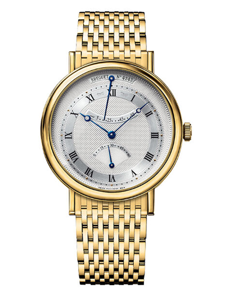 BREGUET CLASSIQUE RETROGRADE SECONDS MEN'S WATCH REF. 5207BA/12/AV0