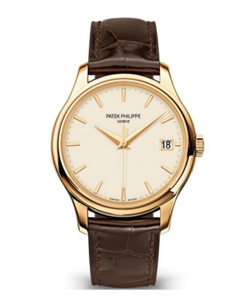 PATEK PHILIPPE CALATRAVA AUTOMATIC MEN'S WATCH REF. 5227J-001