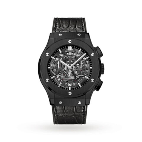 Hublot Pre-owned Classic Fusion Aerofusion Chronograph 45mm Men's Watch
