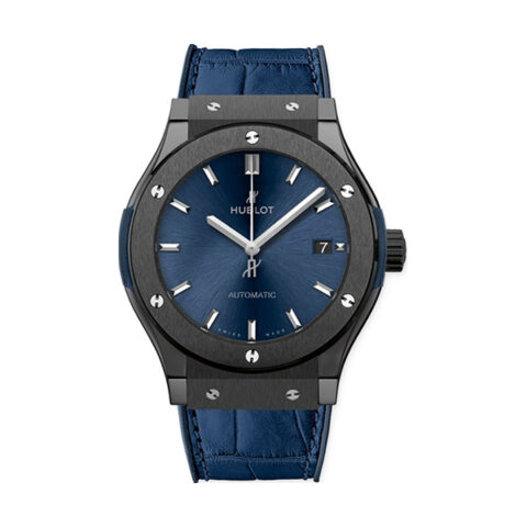 Hublot Pre-owned Classic Fusion Automatic 38mm Midsize Watch