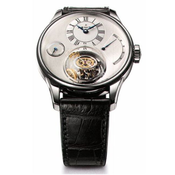 ZENITH ACADEMY CHRISTOPHE COLOMB LIMITED EDITION 25 MEN'S WATCH REF. 65.2210.8804 / 01.C630