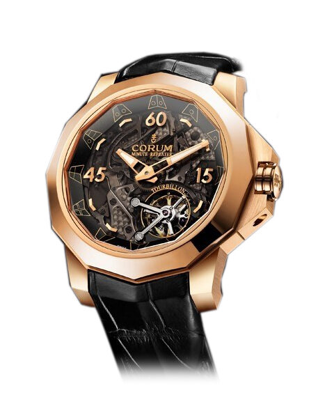 CORUM ADMIRAL'S CUP 45MM MINUTE REPEATER TOURBILLON MEN'S WATCH REF. 010.101.55/0001 A012