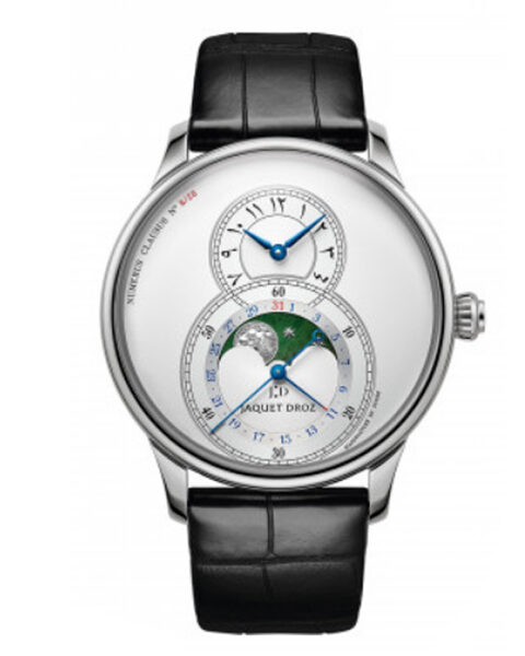 GRANDE SECONDE MOON LIMITED EDITION DUBAI LIMITED TO 28 PCS MEN'S WATCH REF. J007530241