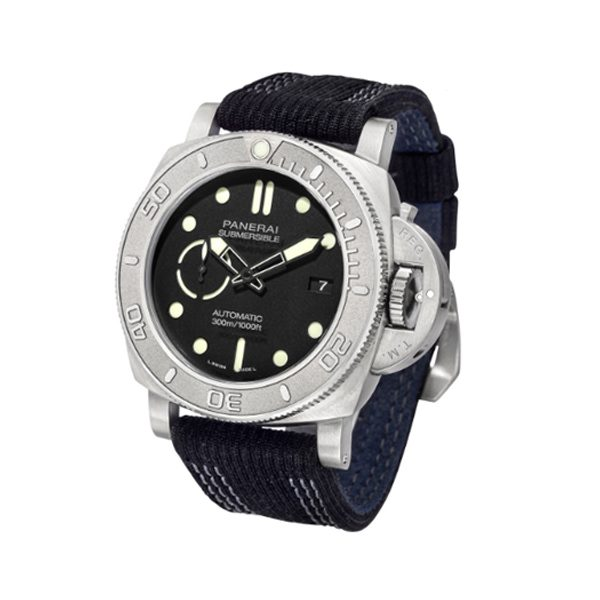 PANERAI SUBMERSIBLE MIKE HORN EDITION 47MM MEN'S WATCH REF. PAM00984