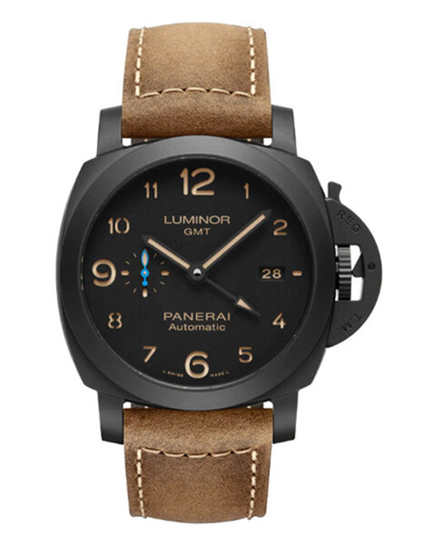PANERAI LUMINOR GMT AUTOMATIC MEN'S WATCH REF. PAM01441