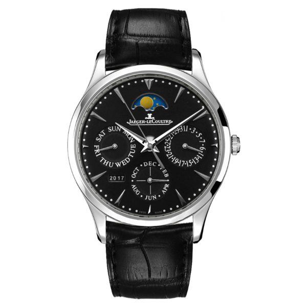 JAEGER LECOULTRE MASTER ULTRA THIN PERPETUAL MEN'S WATCH REF. Q1308470
