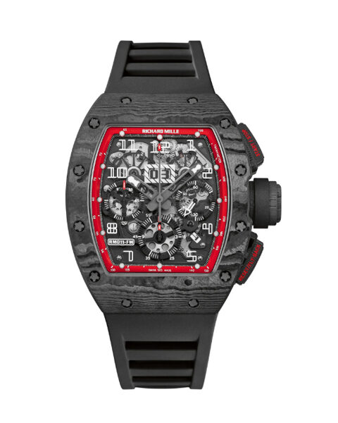 RICHARD MILLE AUTOMATIC FLYBACK CHRONOGRAPH FELIPE MASSA MEN'S WATCH REF. RM011