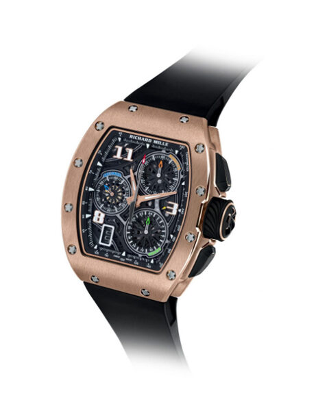 RICHARD MILLE LIFESTYLE IN HOUSE CHRONOGRAPH MEN'S WATCH REF. RM72-01