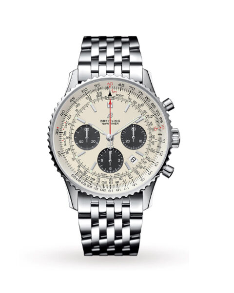 Breitling Pre-owned Navitimer 1 B01 Chronograph 43mm Men's Watch