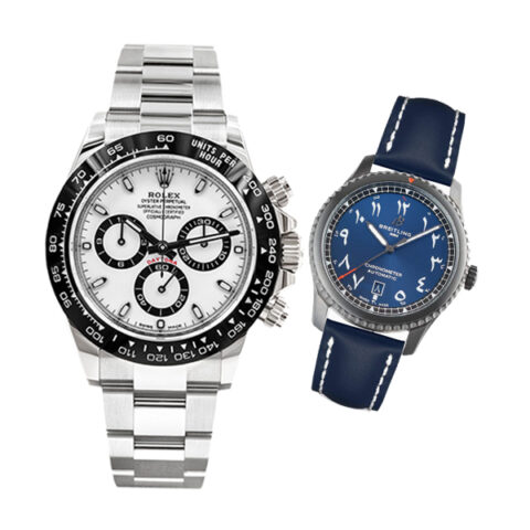 Buy Breitling Aviator 8 Middle East Limited Edition for: AED 21,000