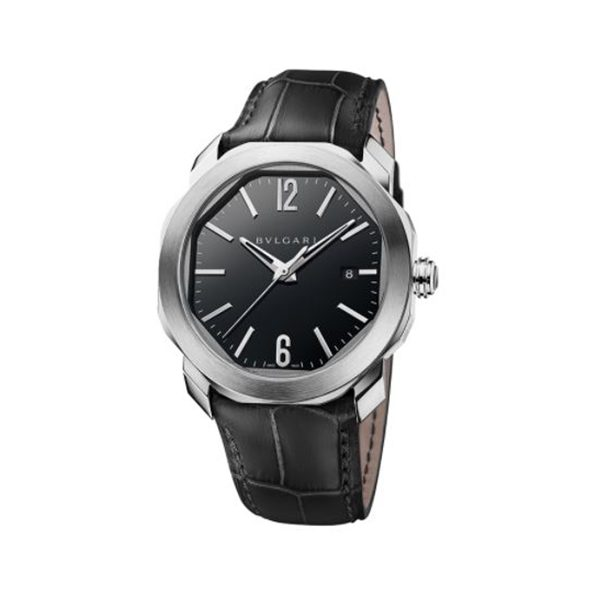 BVLGARI Pre-Owned Octo Roma Men's Watch