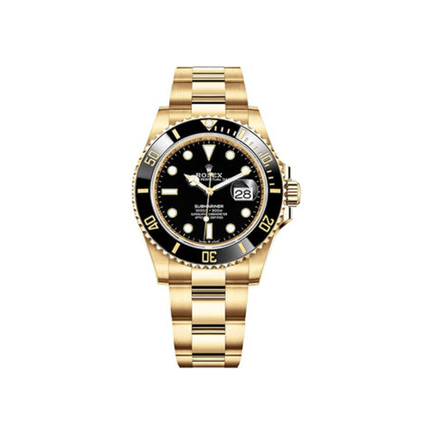 ROLEX OYSTER PERPETUAL DATE SUBMARINER 41MM MENS WATCH REF. 126618LN