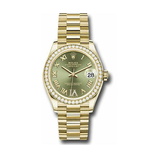 ROLEX Pre-Owned Oyster Perpetual Datejust 31mm Watch