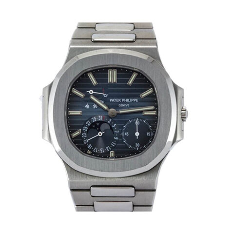 Patek Philippe Pre-Owned Nautilus 3712/1A-001 39mm Stainless Steel Men's Watch
