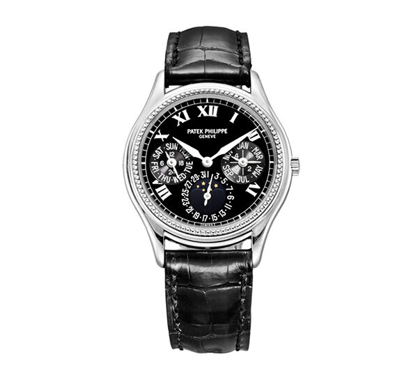 Patek Philippe Perpetual Calendar Moonphase Limited Edition Men's Watch