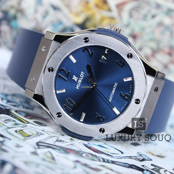 Hublot Classic Fusion Special Edition Harrods Arabic Numbers Men's Watch