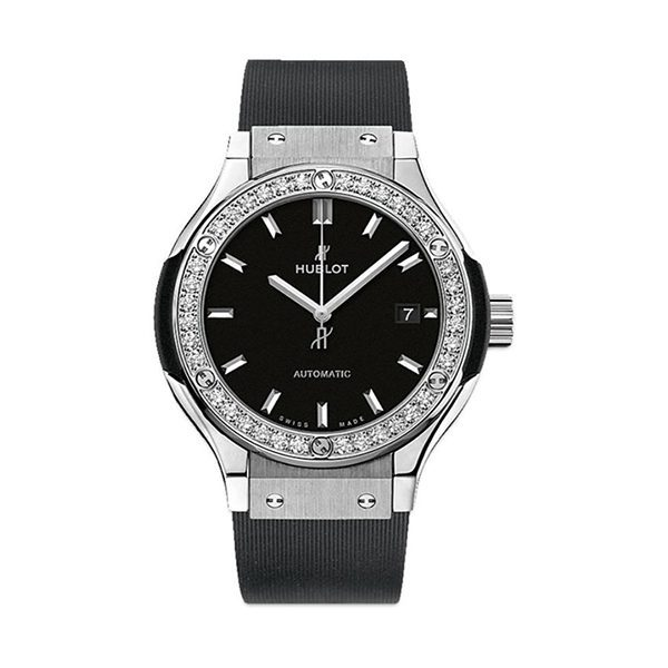 Hublot Pre-Owned Classic Fusion Automatic 33mm Ladies Watch