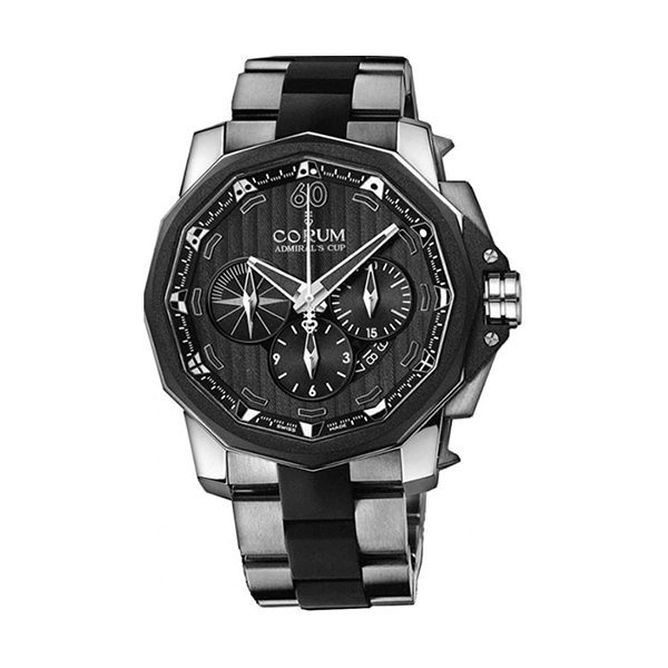 Corum Pre-Owned Admiral's Cup Limited Edition Titanium Men's Watch