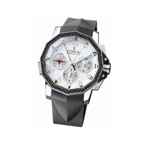 Corum Pre-Owned Admirals Cup Challenge Split Chronograph Limited Edition Men's Watch
