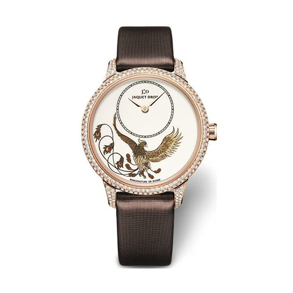 JAQUET DROZ ART WORKSHOP SERIES 35MM LADIES' WATCH REF. J005003500