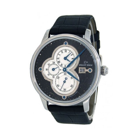JAQUET DROZ ASTRALE THE TIME ZONES 18K WHITE GOLD MEN'S WATCH REF. J015134204