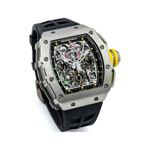 RICHARD MILLE AUTOMATIC FLY-BACK CHRONOGRAPH MEN'S WATCH REF. RM11-03 TI