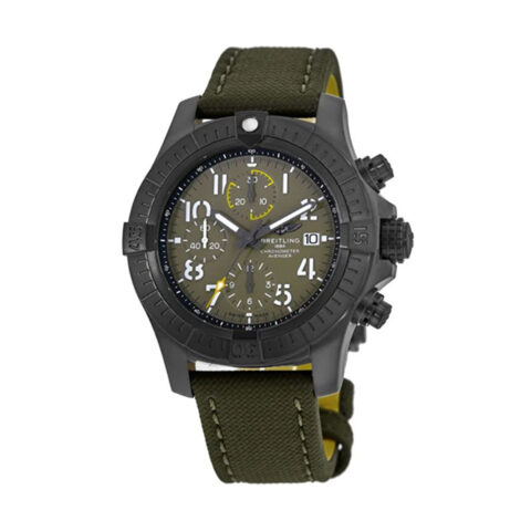 Breitling Pre-owned Avenger Chronograph 45 Night Mission Men's Watch