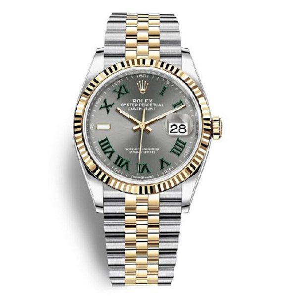 Rolex Pre-owned Oyster Perpetual Datejust 36mm Ladies' Watch