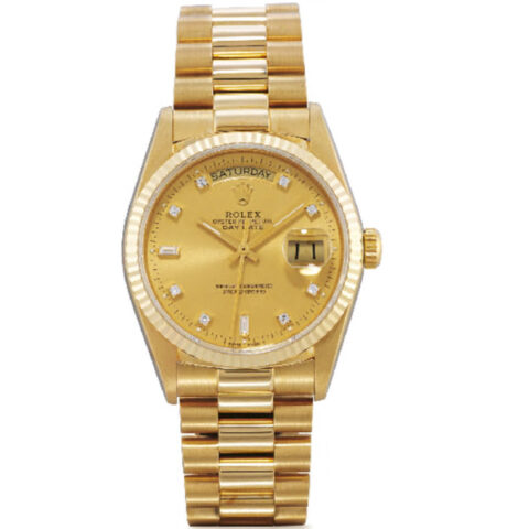 Rolex Oyster Perpetual Day-date 36mm Men's Watch
