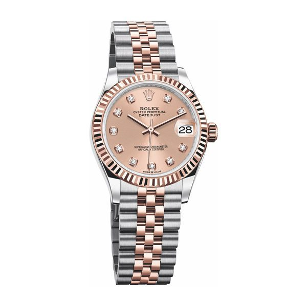 Rolex Pre-owned Oyster Perpetual Datejust 31mm Ladies' Watch