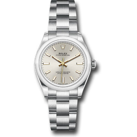 Rolex Pre-Owned Oyster Perpetual 31mm Ladies' Watch