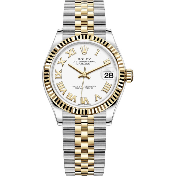 Rolex Pre-owned Oyster Perpetual Datejust 31 Ladies' Watch