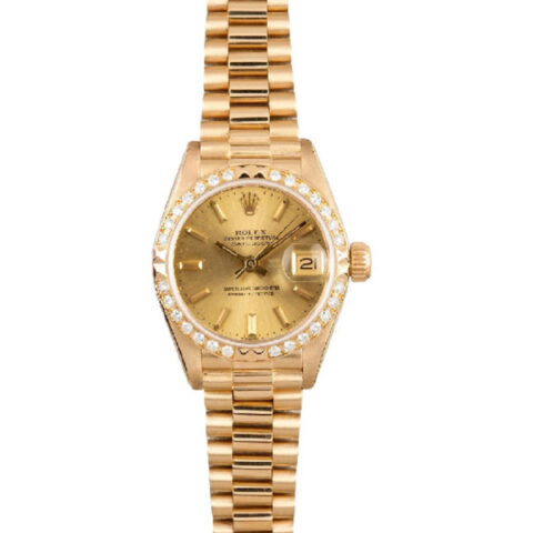 Rolex Oyster Perpetual Datejust 26mm Ladies' Watch