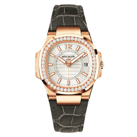 Patek Philippe Pre-owned Nautilus Tiffany and Co. Ladies' Watch