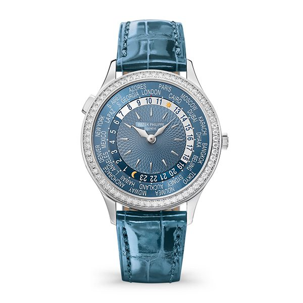 Patek Philippe Pre-owned World Time Complications Men's Watch