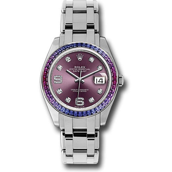 Rolex Oyster Perpetual Datejust Pearlmaster 39mm Ladies' Watch