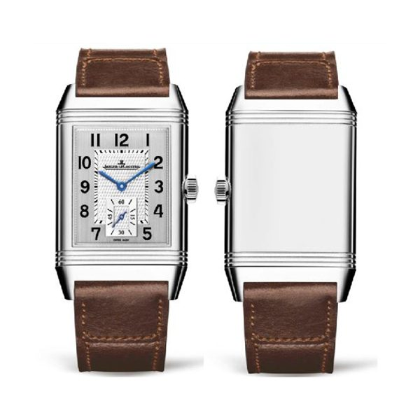 Jaeger-LeCoultre Pre-owned Reverso Classic Large Small Seconds Watch