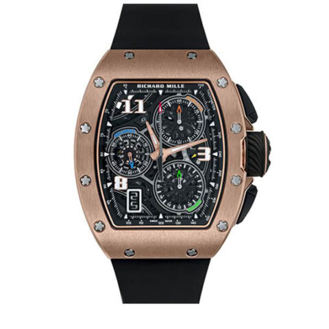 Richard Mille Pre-Owned RM72-01 Lifestyle Flyback Chronograph Men's Watch