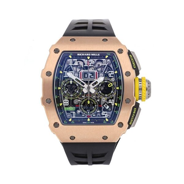 Richard Mille Pre-Owned RM11-03 Flyback Chronograph Men's Watch