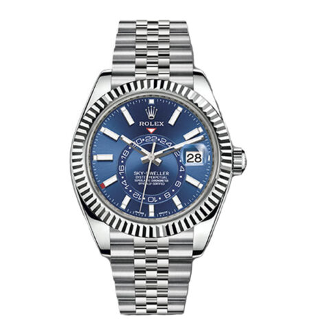 Rolex Pre-owned Oyster Perpetual Sky-dweller 42mm Men's Watch