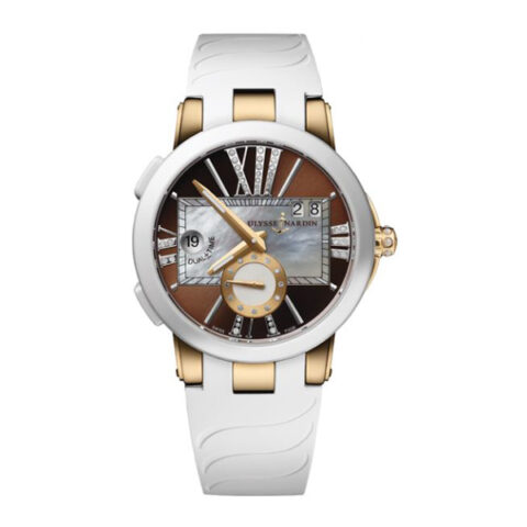 Ulysse Nardin Pre-owned Executive Dual Time Lady Ladies Watch